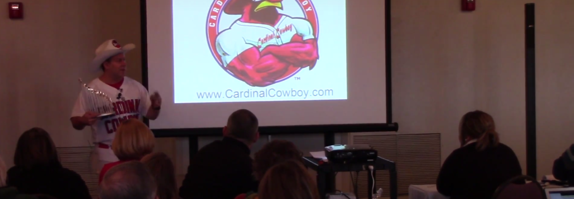 Cardinal Cowboy Commencement Speech – Coldwell Banker Annual Retreat at Pere Marquette