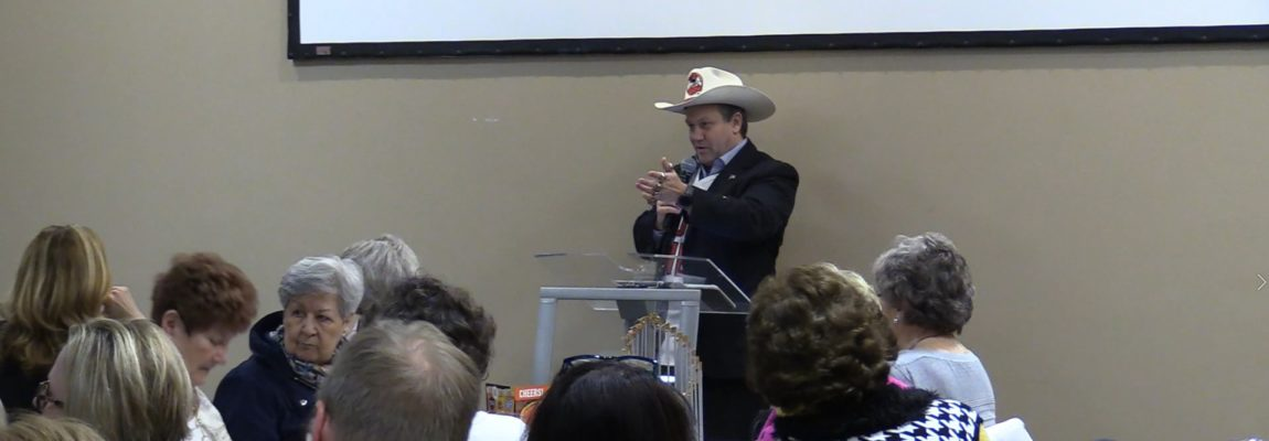Cardinal Cowboy Guest Speaker – 2nd Congressional District