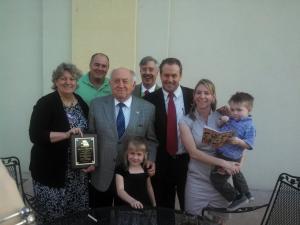 family braxton award