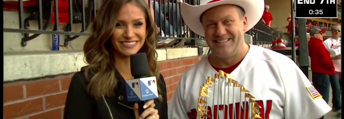 MLB Facebook Live – Cardinal Cowboy Interview